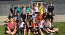 Kondistærke 7. klasseelever fra Ulkebøl vandt DM-guld i roning
