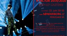 X Factor kommer til Sønderborg