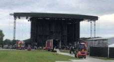 Slagmarken gøres klar til Bon Jovi – se med her