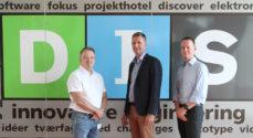 Vidensvirksomheden DIS flytter ind i Alsion