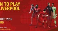 Børnefodboldskole på Nord-Als med Liverpools professionelle trænere