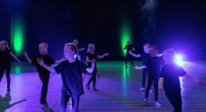 PS Dance havde opvisning i Skansen