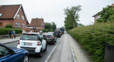 Tirsdagens trafik-udfordringer skal vendes og drejes på et møde