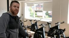 Hassan Badran fra City Fitness glæder sig til at opleve liv i centret