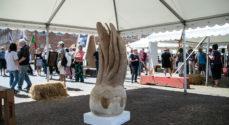 Nu slutter dette års WoodSculpture
