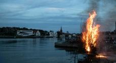 Billeder: Sankt Hans ved Alsion