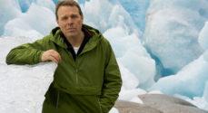 Mikkel Beha fortæller om familiens rejse til Svalbard