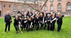 Aarhus Universitetskor synger i Sct. Marie Kirke den 4. juli