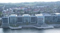 Se indvielsen af Byens Havn fra Alsiks 'Point of View'