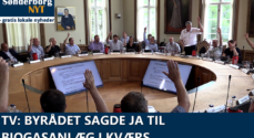 TV: Byrådet sagde ja til biogasanlæg i Kværs