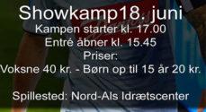 Nord-Als Boldklub: SønderjyskE spiller showkamp mod et udvalgt Als-hold