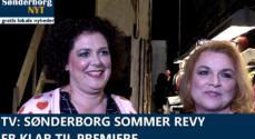 TV: Sønderborg Sommer Revy er klar til premiere