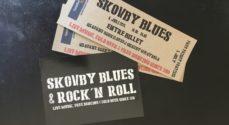 Caja Fournaise og Hans H. Nicolaisen skal til Skovby Blues