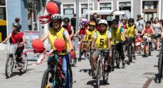 Cykelringridning med flotte præmier