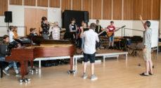 Sommer-musikskole: Masser af musikglade børn øver til fredagens koncert