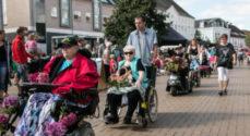 Kom og oplev kørestolsringridningen i Gråsten