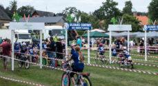 Billeder fra Cykelringridningen