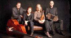 Den verdenskendte violinvirtuos, Isabelle van Keulen, spiller i Alsion