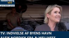 TV: Indvielse af Byens Havn - Alsik nordisk Spa & Wellness