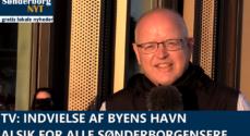 TV: Indvielse af Byens Havn - Alsik for alle sønderborgensere
