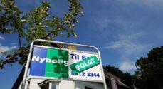 Huspriserne er faldet i Sønderborg Kommune