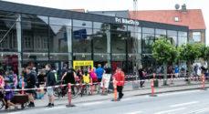 LIVE TV: Børnene gør klar til cykeloptoget gennem Sønderborgs gader