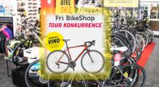 Stem på din Tour-favorit og vind en racercykel fra Fri BikeShop