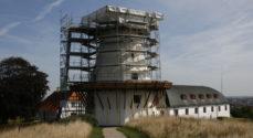 Hør om renoveringen på Dybbøl Mølle