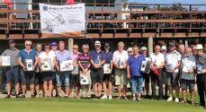 Nordborg Golfklub spillede turneringen Elhjørnet i Centrum