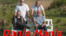 Koncert med Dania Mania og Carsten Nygaard- kendt fra Gråsten Revy