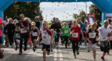 Lørdag klokken 10 begynder LINAK Nordborg Marathon