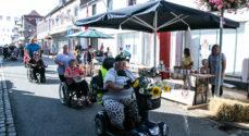Billeder: Kørestolsringridning