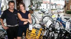 Cykelservice Sønderborg fejrer fødselsdagen med en reception