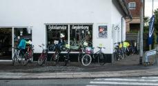 Cykler og service for alle hos Cykelservice Sønderborg