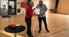 Årets MIF'er er Albert Davidsen - frivillig gennem mere end 25 år