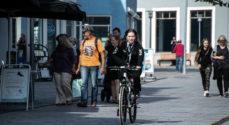 Sønderborg Handel vil ha' cykler og biler ud af gågaden