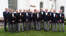 Mandskoret i Nordborg har plads til flere syngende herrer