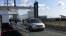 El-færgen Ellen klar til sin første tur med passagerer