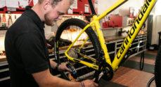 Alt er inkluderet når du køber en ny cykel hos Fri BikeShop