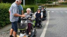Kender du en el-scooterbruger så fortæl om KGGOs kørekurser