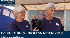 TV: Kultur- & Idrætsnatten 2019 - Alsingergildet