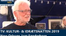 TV: Kultur- & Idrætsnatten 2019 - New Orleans Jazz Sønderborg