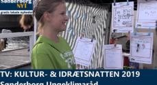 TV: Kultur- & Idrætsnatten 2019 – Sønderborgs Ungeklimaråd