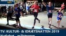 TV: Kultur- & Idrætsnatten 2019 – Natløbet målstregen