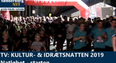TV: Kultur- & Idrætsnatten 2019 – Natløbet starten