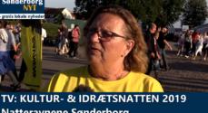 TV: Kultur- & Idrætsnatten 2019 – Natteravnene Sønderborg