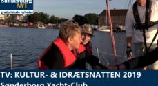 TV: Kultur- & Idrætsnatten 2019 – Sønderborg Yacht-Club