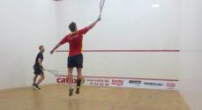 Kom og prøv om squash er noget for dig