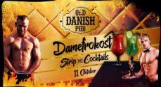 Festlige kvinder er velkomne til Damefrokost hos Old Danish Pub