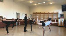 Danseakademiet er beriget med Isabella Harritz